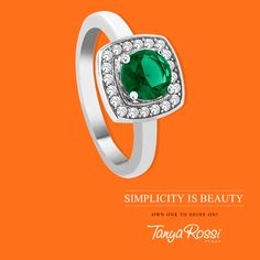 You can't #shine without this fabulous #TanyaRossi #ring #Jewellery