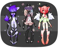haven't used this base yet - just gettin' used to it u v u Please read the Adoptables Rules and Info if you are interested in buying from me n v n Price 1. Kagura81  Base: LinoleumIt...