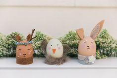 The cutest DIY easter eggs