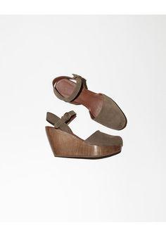 Elva Wedge Sandal by Rachel Comey