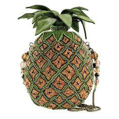 Mary Frances   Pineapple Handbag