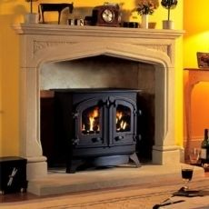 Yeoman Devon Balanced Flue Gas Stove