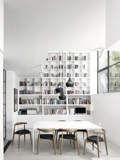 Small Spaces - Bloomsbury House (or Little White House) - Busyboo
