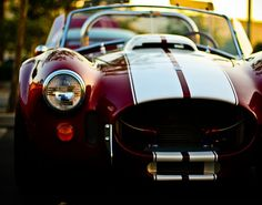 1965 Shelby Cobra - what I want for my 50th b-day (it will also be 50)