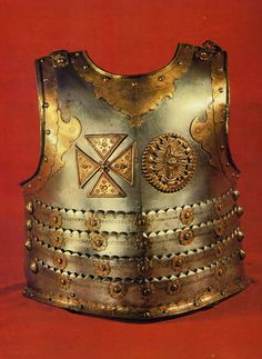 Hussar_cuirass_17th_C.jpg (785×1075)