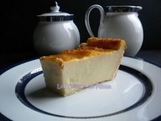"Far Breton ""der Echte - - Köstliche Desserts, Delicious Desserts, Sweet Recipes, Cake Recipes, No Cook Meals, Italian Recipes, Cravings, Sweet Tooth, Good Food"