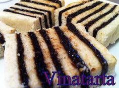 Vinatarta  traditional Icelandic-Canadian cake