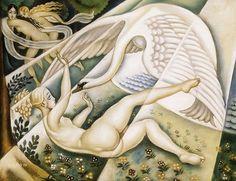 Adventures of the Blackgang // Beron Gyula (1885-1971) Hungarian Art Deco…