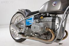 BMW R80 custom | Bike EXIF