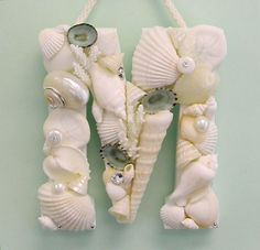 Great idea for Summers Beach room. Looks like a Mother daughter project coming up today :o)
