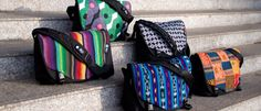 Ethnotek - Celebrating and promoting world culture one bag at a time...  Hard to chose just one.