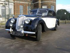 1953 Riley 2.5 Litre RMF Saloon Maintenance/restoration of old/vintage vehicles: the material for new cogs/casters/gears/pads could be cast polyamide which I (Cast polyamide) can produce. My contact: tatjana.alic@windowslive.com