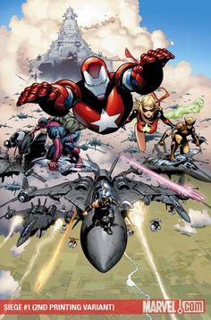 Siege - Dark Avengers