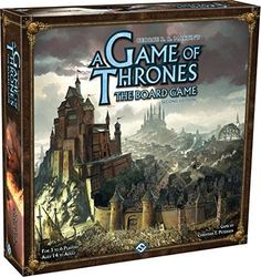 King Robert Baratheon is dead and the lands of Westeros brace for battle. Can you claim the Iron Throne? Designed for ages 14 and up A Game of Thrones: The Board Game Second Edition is a classic gam...