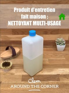nettoyant multi usage DIY recette - All of The Video Channels are here - The Best Videos Household Cleaning Supplies, Household Cleaners, Diy Cleaners, Cleaners Homemade, Cleaning Hacks, Homemade All Purpose Cleaner, All Purpose Cleaners, Stain Remover Carpet, Best Carpet