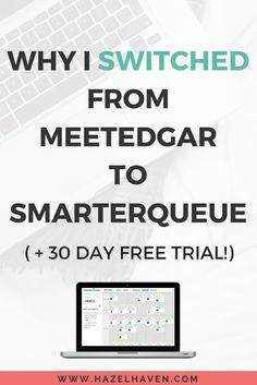 Why I Switched from MeetEdgar to SmarterQueue —
