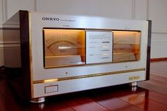 Onkyo Grand Integra - they had to make the housing bigger to accomodate the…