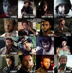 Logan aka Wolverine