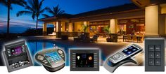 smart-home-technologies by loggcity via Slideshare - Home Technology Ideas Smart Home Technology, Technology Gadgets, Smart Home Security, High Tech Gadgets, Home Phone, Home Automation, Smart Technologies, Design Projects, House Design