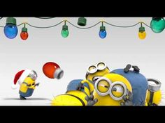 Minions Merry Christmas - YouTube