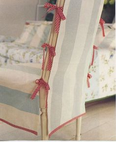 Image Result For Ready Made Dining Chair Seat Covers With Skirts