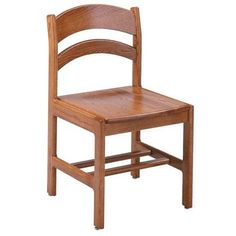 Russwood Select Series Wood Classroom Chair F
