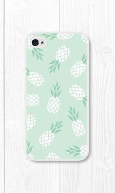Mint Green Pineapple iPhone 5c Case Pineapple iPhone
