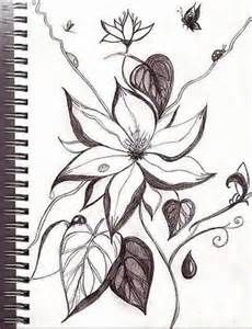 Easy colored pencil drawings of flowers google search angel art easy sketches of flowers bing images mightylinksfo