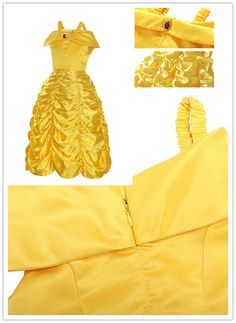 TopTie Adult Kid Shining Golden Superhero Cape Dress Up Party Costume