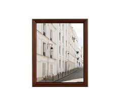 "Spring, Chasing Light Framed Print by Rebecca Plotnick, 20 x 16"", Ridged Distressed Frame, Espresso, No Mat"