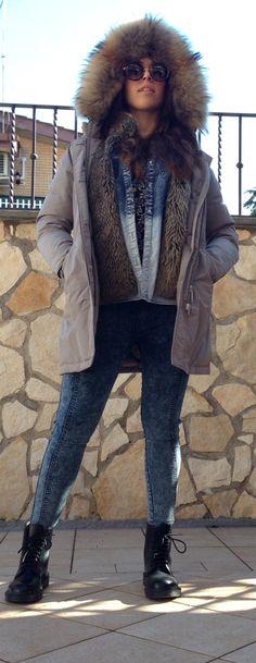 Winter needs Woolrich