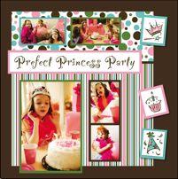 birthday page