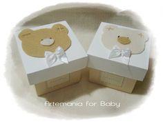Dellicatess pre bábätká: krabice zdobené