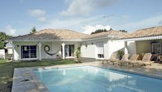 Découvrez les plans de cette bungalow de luxe sur www.construiresamaison.com >>>