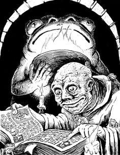 Dungeon Crawl Classics - Stefan Poag