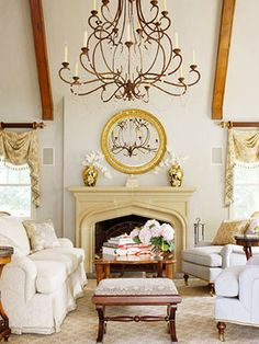 colonial decor | colonial style is characteristic of bold colors and attractive decor ...