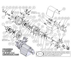 airplane technical drawing Douglas Bomber by