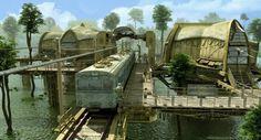 Submergence City