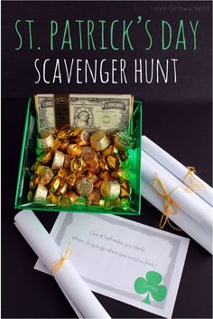 St. Patrick's Day Scavenger Hunt Activity and Free Printables by Love Grows Wild (scheduled via http://www.tailwindapp.com?utm_source=pinterest&utm_medium=twpin&utm_content=post513647&utm_campaign=scheduler_attribution)