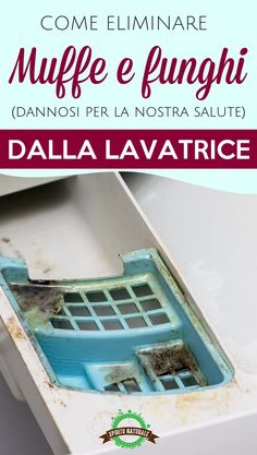 Muffa nella lavatrice, rimuoverla ed eliminare i rischi per la nostra salute House Cleaning Tips, Cleaning Hacks, Ikea Hack Storage, Desperate Housewives, Natural Cleaning Products, Green Life, Housewife, Organization Hacks, Clean House