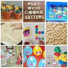 Preschoolers are so eager to learn their letters, and these alphabet activities will help them recognize their ABC's in no time!