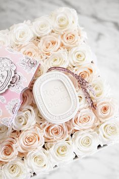 Diptyque Rose Delight Candle Scented oval | The Beauty Look Book