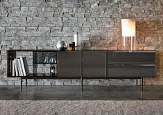 Minotti Ipad - BOOKCASES – SIDEBOARDS - EN | MORRISON