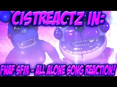 "Hi,it is Cherry Girl and today we will react to FNAF SISTER LOCATION Song by JT Machinima - ""Join Us For A Bite"" [SFM] Check out original video here https://..."