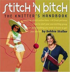 stich n bitch - My favorite knit book!
