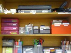 classroom organization tips  LOVE THIS!