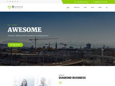 Diamond is a modern and clean Business Free HTML Template. It is ideal solution for commercial and art sphere. This template will create business surroundings and sense of cooperation with soft and solid colors. Diamond contains prepared sections for Slider, Quote, Portfolio, Services, Testimonials, Subscription and other popular web elements. Besides such pages as About us, Blog, Contact us, Appointment.