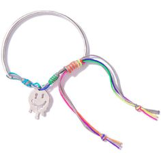 Venessa Arizaga Happy Trip Cuff Bracelet (£96) ❤ liked on Polyvore
