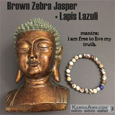 Lapis Lazuli is a #blue gemstone that is considered to be very spiritual.   It bonds relationships, aiding in expression of feelings and emotions.  #love #yoga #mala #women #men #bracelets #bracelet #chakra #goals #happiness #bead #mantra #healing #zen #meditate #karma #style #prayer #spiritual #meditation #friendship #lucky #buddhist #buddha #aura #fitness #luck #luxury #power #energy #crystal #grateful #motivate #jewelry #fashion #blue #pearls #OOAK #artisan #handmade #lapis #jasper