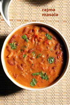 lunch ideas: Restaurant style rajma masala! Recipe @ http://cookclickndevour.com/rajma-masala-recipe #cookclickndevour #lunchideas #recipeoftheday